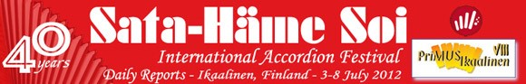 Sata-Häme Soi International Accordion Festival