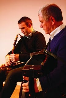 Peter Carberry & Padraig McGovern