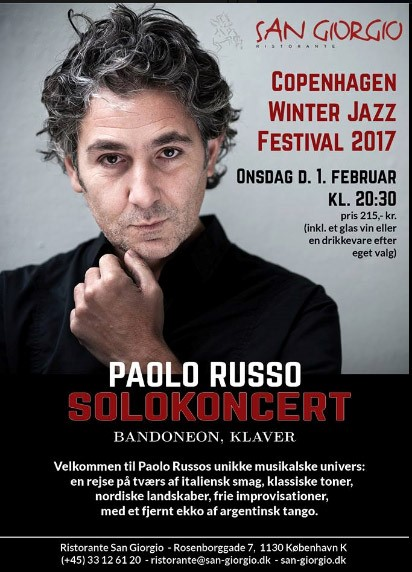 Paolo Russo Bandoneon
