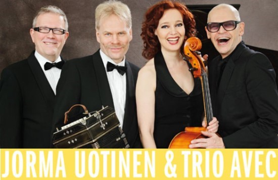 Jorma Uotinen and Trio of Avec