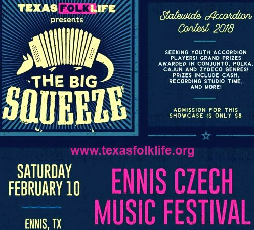 Big Squeeze Texas Folk Life
