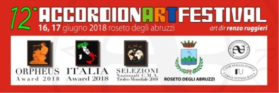 12°  ACCORDION ART FESTIVAL