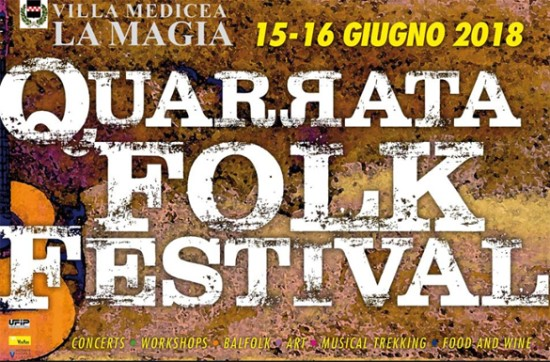 Quarrata Folk Festival - Italia