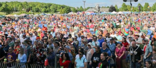 Michael Arnone's   NJ Crawfish Fest in NJ - USA