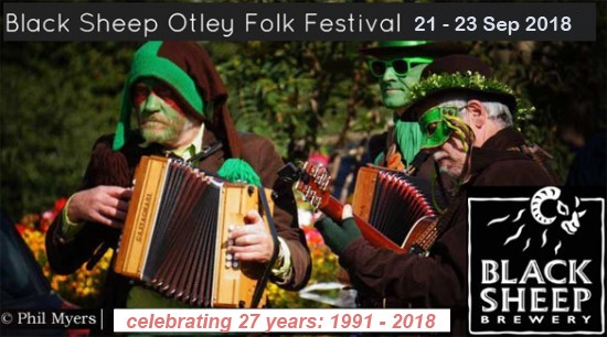 Black Sheep Otley Folk Festival