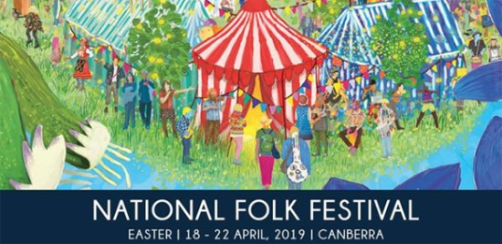 National Folk Festival - Australia