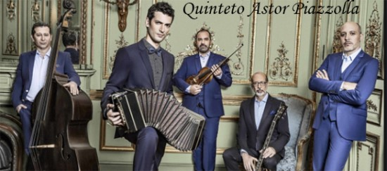 Latin Grammy for Quinteto Astor Piazzolla - USA