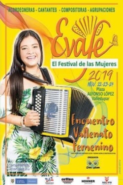 International Meeting for Women Accordionists - Colombia
