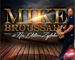 MIKE BROUSSARD & THE NU EDITION ZYDEKO (ZYDECO)