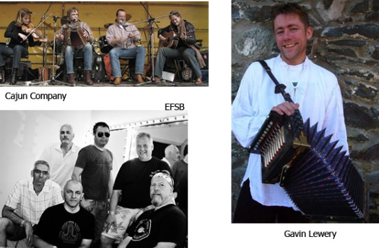 Bristol Cajun_Zydeco Festial - some artists